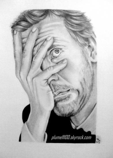 Hugh Laurie par Kiks11